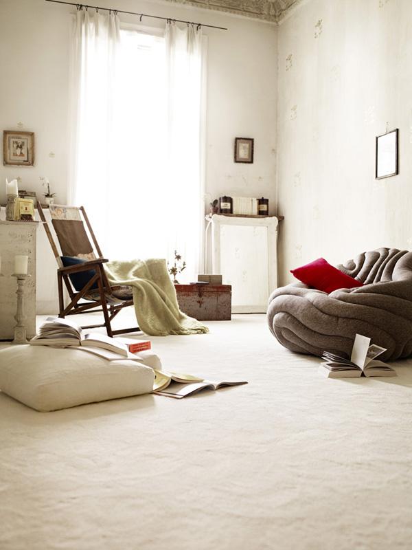 Wohnzimmer  TEPPICH & DU